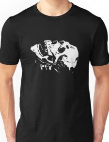 Laughing Skull - by Kody Chamberlain Unisex T-Shirt