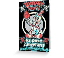 Toooty Frutti Greeting Card
