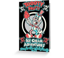 Toooty Frutti Greeting Card