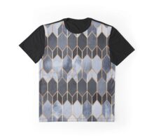Stained Glass 4 Graphic T-Shirt