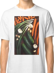 Healthy Vegetables Classic T-Shirt