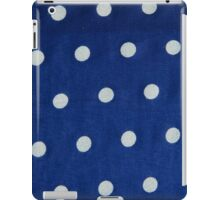 texture in close-up (texture pattern for continuous replication) iPad Case/Skin