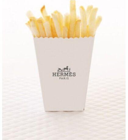 Hermes fries Sticker