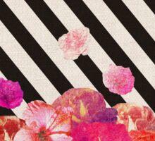 Floraline Stripes Sticker