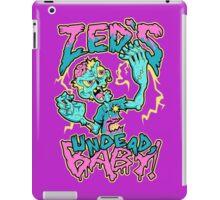 Undead Zed iPad Case/Skin