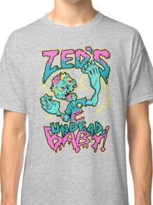 Undead Zed Classic T-Shirt