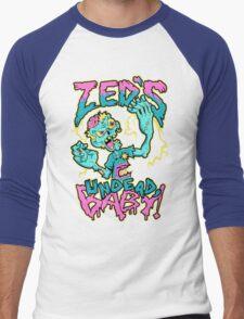 Undead Zed Men's Baseball ¾ T-Shirt