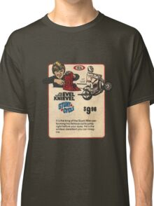 Ideal Evel Knievel Stunt Cycle Advertisement Classic T-Shirt