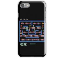 pacman starbucks addition iPhone Case/Skin