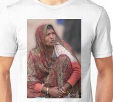Pondering The Price.... Unisex T-Shirt
