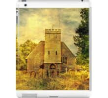 Decolation of St John The Baptist Doddington iPad Case/Skin