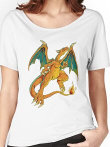 Dragon Fuego Women's Relaxed Fit T-Shirt