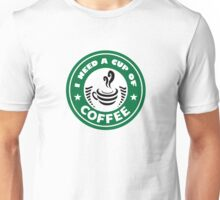 Coffee Unisex T-Shirt