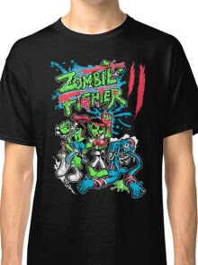 Zombie Fighter Classic T-Shirt