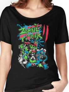 Zombie Fighter Women's Relaxed Fit T-Shirt