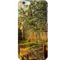 St Laurence Bapchild iPhone Case/Skin