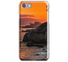 Sunset Over Pismo Beach iPhone Case/Skin