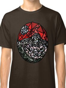 Stained Glass Ball Classic T-Shirt