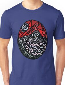Stained Glass Ball Unisex T-Shirt