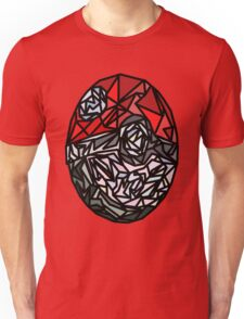 Stained Glass Pokeball Unisex T-Shirt