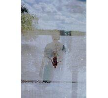 Accidental Double Exposure Photographic Print