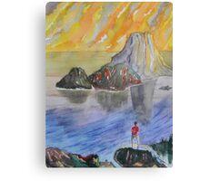 Es Vedra` Canvas Print