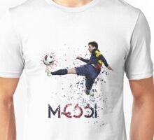 Lionel Messi - Barcelona Unisex T-Shirt
