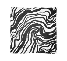 LINEAR LANDSCAPE, lines, line drawing, curves Scarf