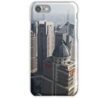 Shanghai 10 iPhone Case/Skin