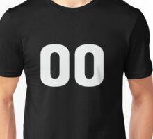 #00 Sports Team Jersey T Shirt - Number Player Unisex T-Shirt