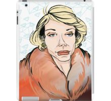 Joan Rivers iPad Case/Skin