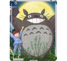 Totoro Midnight Dance iPad Case/Skin