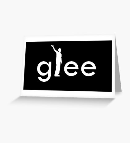 Finn || Glee Greeting Card