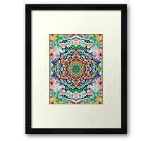 Mandala HD 2 Framed Print
