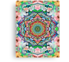 Mandala HD 2 Canvas Print