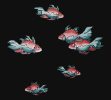 only fish One Piece - Short Sleeve