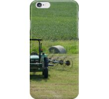 Hay Maker 2 iPhone Case/Skin