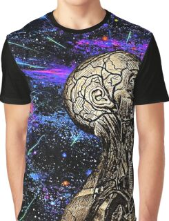 Brain Blip Graphic T-Shirt