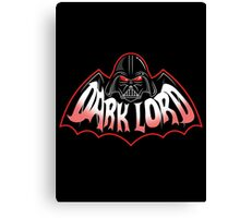 Dark Lord Canvas Print