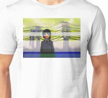 powErLineS (Serial Experiments Lain) Unisex T-Shirt