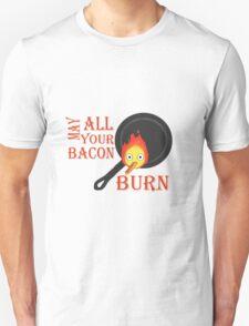 Bacon Burning T-Shirt