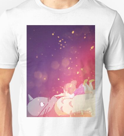 Totoro and Mei Unisex T-Shirt