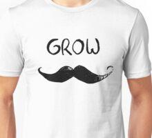 MOVEMBER moustache, mister moustache Unisex T-Shirt