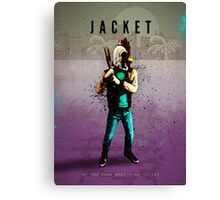Legends of Gaming - Jacket Canvas Print