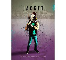 Legends of Gaming - Jacket Photographic Print