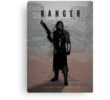 Heroes of Gaming - NCR Ranger Canvas Print