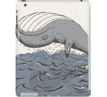 Whale of a Day iPad Case/Skin