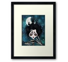 Edward, Sweet Edward Framed Print