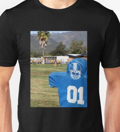 Football Dummy Unisex T-Shirt