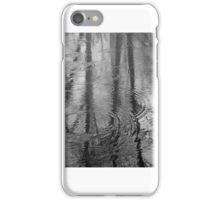 water ripple iPhone Case/Skin